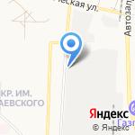Профиль-С на карте Астрахани