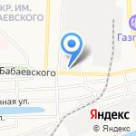 Консоль-трейд на карте Астрахани