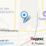 Газэнергосеть розница на карте Астрахани