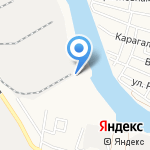 Двери Тут на карте Астрахани