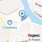 Candy shop на карте Астрахани