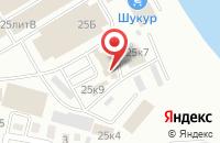 Схема проезда до компании Оптово-розничная фирма в Астрахани
