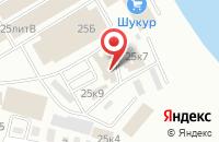 Схема проезда до компании Сантехкерама в Астрахани