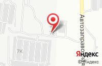 Схема проезда до компании Сириус в Астрахани
