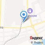 VIP на карте Астрахани