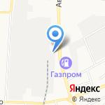 555 на карте Астрахани