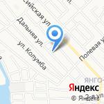 Основная общеобразовательная школа №3 на карте Астрахани
