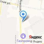 Форсаж-М на карте Астрахани