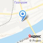 Астраханская нерудная компания на карте Астрахани