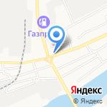 Шаурминка на карте Астрахани