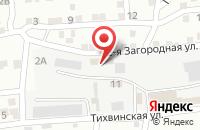 Схема проезда до компании Краском групп в Астрахани