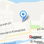 Металл Плюс на карте Астрахани