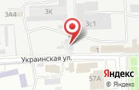Схема проезда до компании Аск-Пласт в Астрахани