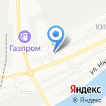 Атолл-Авто на карте Астрахани