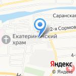 Дизайн-Маэстро на карте Астрахани