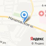 АстраханьЛесТорг на карте Астрахани