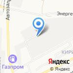 Савойя на карте Астрахани
