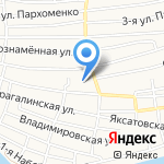 Всё для дачи и дома на карте Астрахани