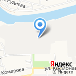 Квант 4 на карте Астрахани