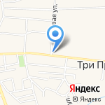 Мир Гбо на карте Астрахани