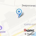 Астраханский металлоцентр на карте Астрахани