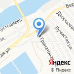 БелРосЛес на карте Астрахани