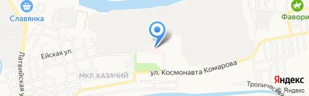 Совет главных врачей на карте Астрахани