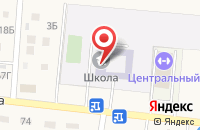 Схема проезда до компании Трехпротокская средняя общеобразовательная школа в Астрахани