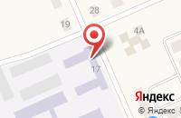 Схема проезда до компании Марийский аграрный колледж в Ежово