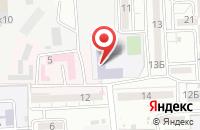 Схема проезда до компании СКАС-Групп в Астрахани
