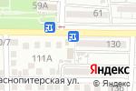 Схема проезда до компании Милашка в Астрахани