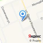 Администрация Ежовского сельского поселения на карте Йошкар-Олы