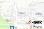 Схема проезда до компании Средняя общеобразовательная школа №39 с дошкольным отделением в Астрахани