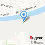БЛЭКШОТ на карте Астрахани