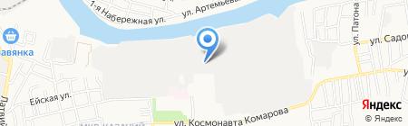 Федерация практической стрельбы на карте Астрахани