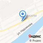 Кабинет терапии на карте Астрахани