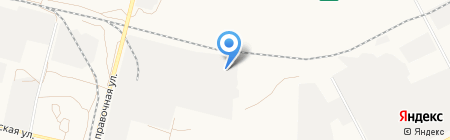 БМ Астраханьстекло на карте Астрахани