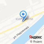 Дельта-Дент на карте Астрахани