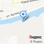 ISG на карте Астрахани