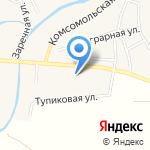 Техресурс на карте Астрахани