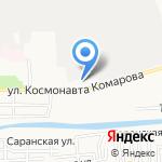 Сбербанк на карте Астрахани