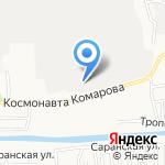 Городская клиническая больница №4 им. В.И. Ленина на карте Астрахани