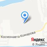 КАСПИЙгазавтосервис на карте Астрахани