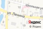 Схема проезда до компании Продуктовый магазин в