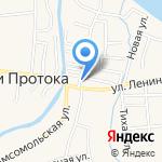 Кулинарный цех на карте Астрахани