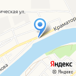 У Лукоморья на карте Астрахани