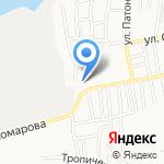 ГРАНАТ на карте Астрахани
