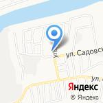 Альянс-Прогресс на карте Астрахани