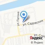 Эколого-биологический центр на карте Астрахани