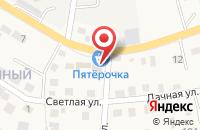 Схема проезда до компании Три КАРАСЯ в Новоначаловском